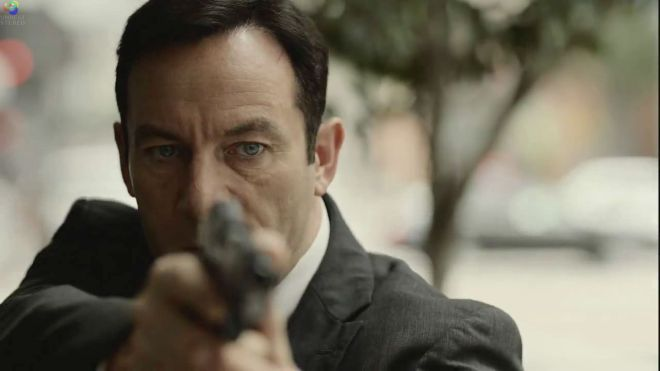 Jason Isaacs in 'Awake'