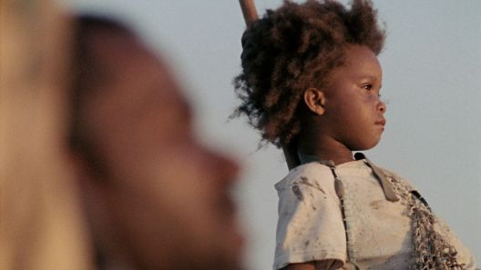 Quvenzhané Wallis in 'Beasts of the Southern Wild'