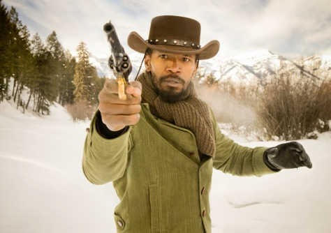 Jamie Foxx in 'Django Unchained'