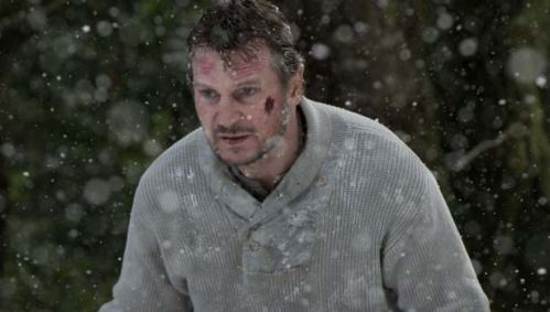 Liam Neeson in 'The Grey'