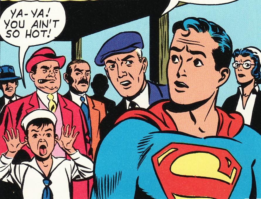 superboyaintsohot